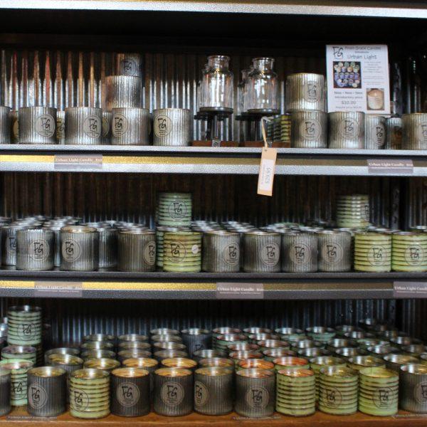 Urban Candles